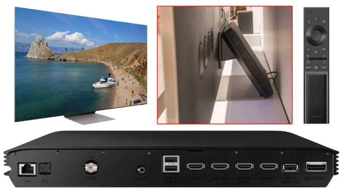 Samsung QN900A интерфейсы